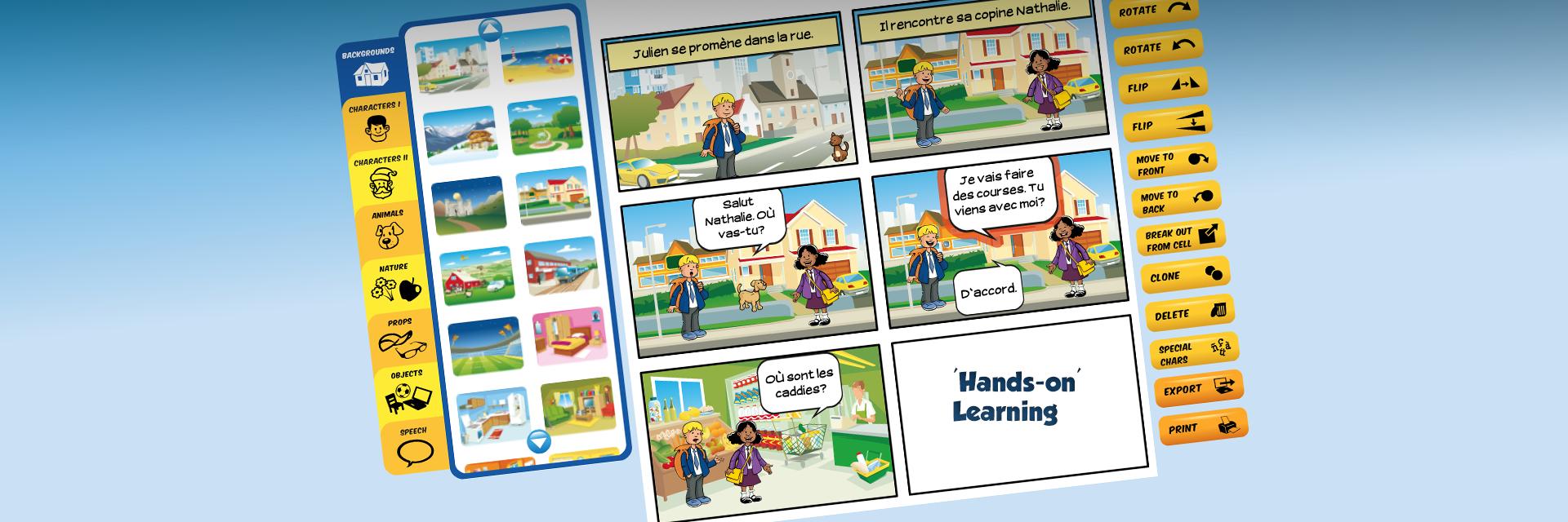 Linguascope The Worlds Number 1 Interactive Language Learning